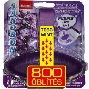 Sanobon wc akasztós lila orgona