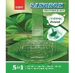 Sanobon wc akasztós zölderdő