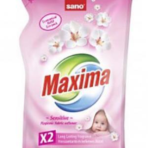 Sano Maxima Illatosított Sensitive öblítő Utántöltő 1L