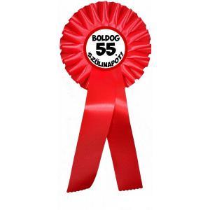 55.születésnap