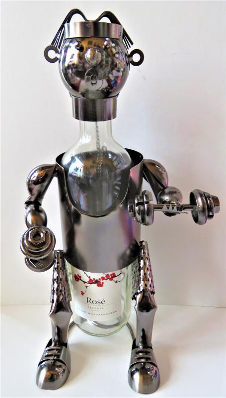 fém bortartó testépítő