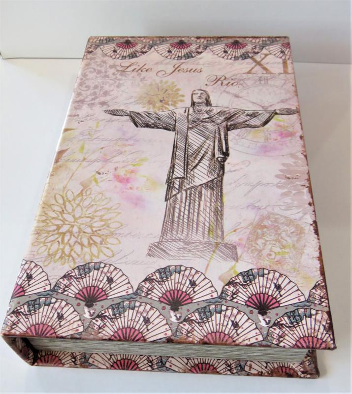 könyvdoboz jézus L