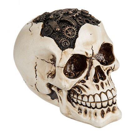 koponya cyborg fogaskerekes