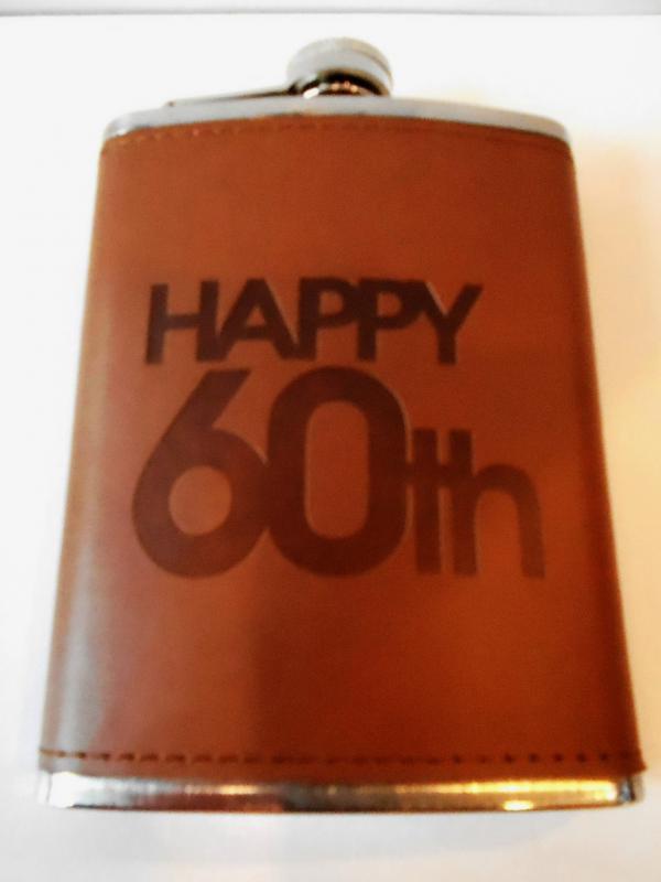 laposüveg 60.születésnapra barna