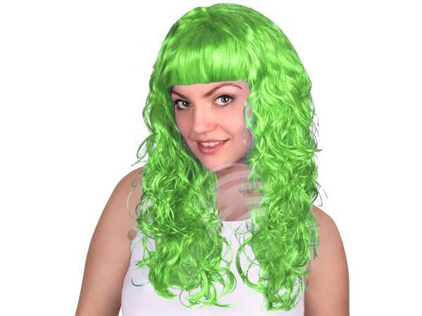 paróka zöld