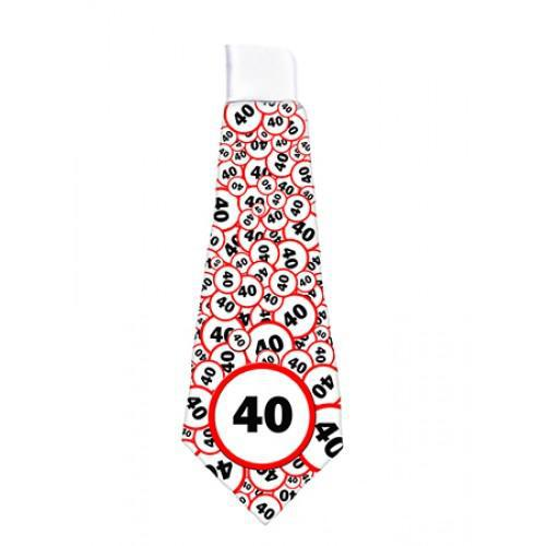 születésnapi nyakkendő 40