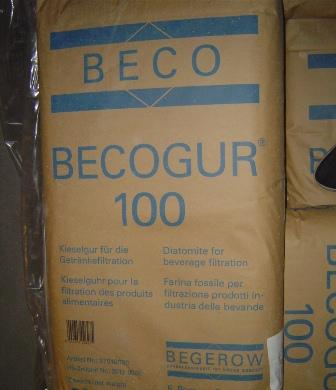 BECOGUR 100 kovaföld 20 kg
