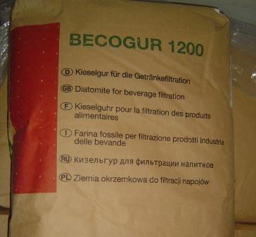 BECOGUR 1200 kovaföld 20 kg