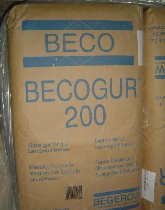 BECOGUR 200 kovaföld 20 kg