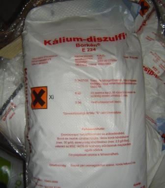 Borkén 25 kg-os zsákban ár/ 1 kg