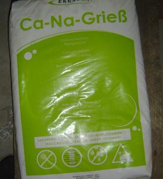 Ca-Na-gríes 20 kg-os zsákban ár/kg