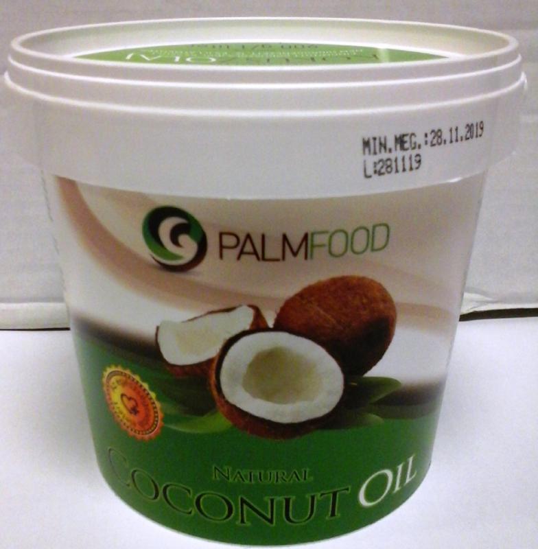 Cocofood Kókuszolaj kókuszzsír 1000 ml