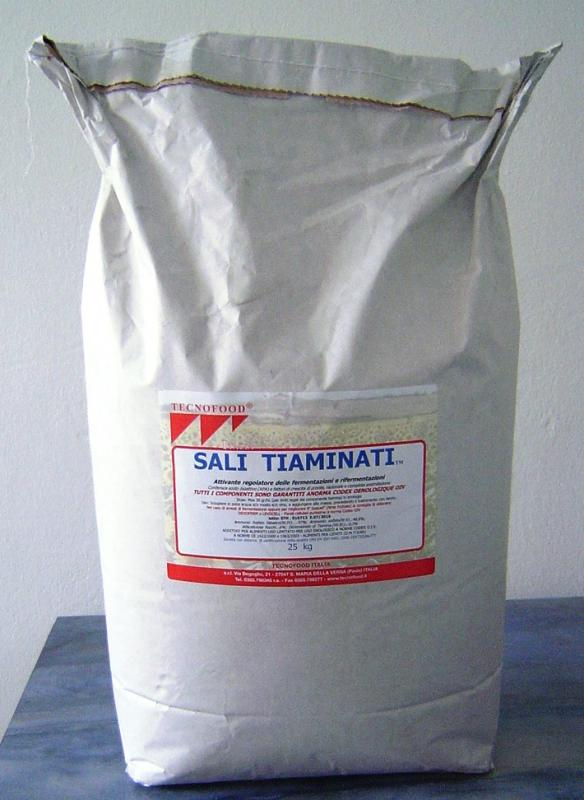 Élesztő táp SALI TIAMINATI 25kg-os zsák (ár / 1kg)