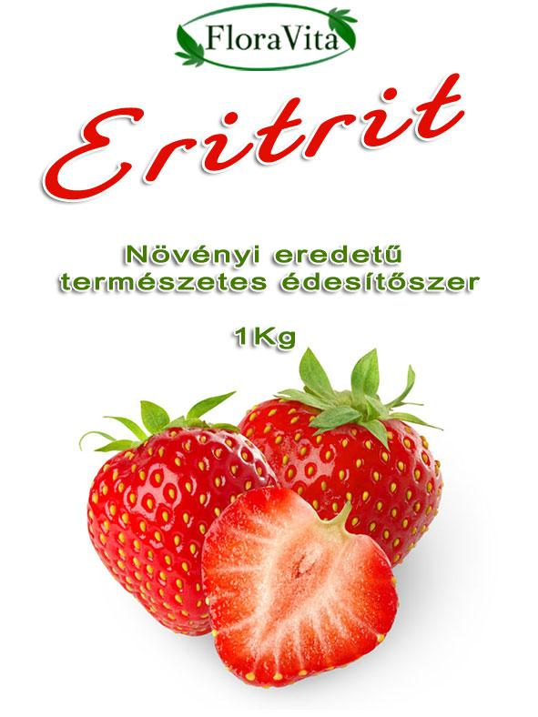 Eritrit erytritol 25 kg-os zsákos ömlesztve ár/1kg