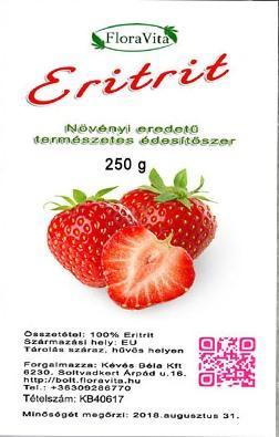 Eritrit erytritol 250 g