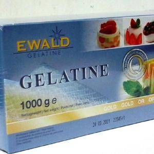 Lapzselatin  1000 g. 500 db zselatinlap