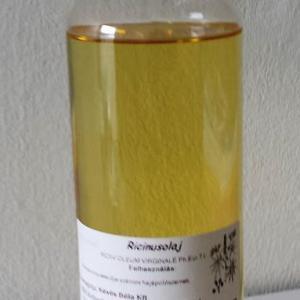 Ricinus olaj gyógyszerkönyvi minőség. 250 ml