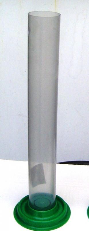 Fokolóhenger műanyag 500 ml