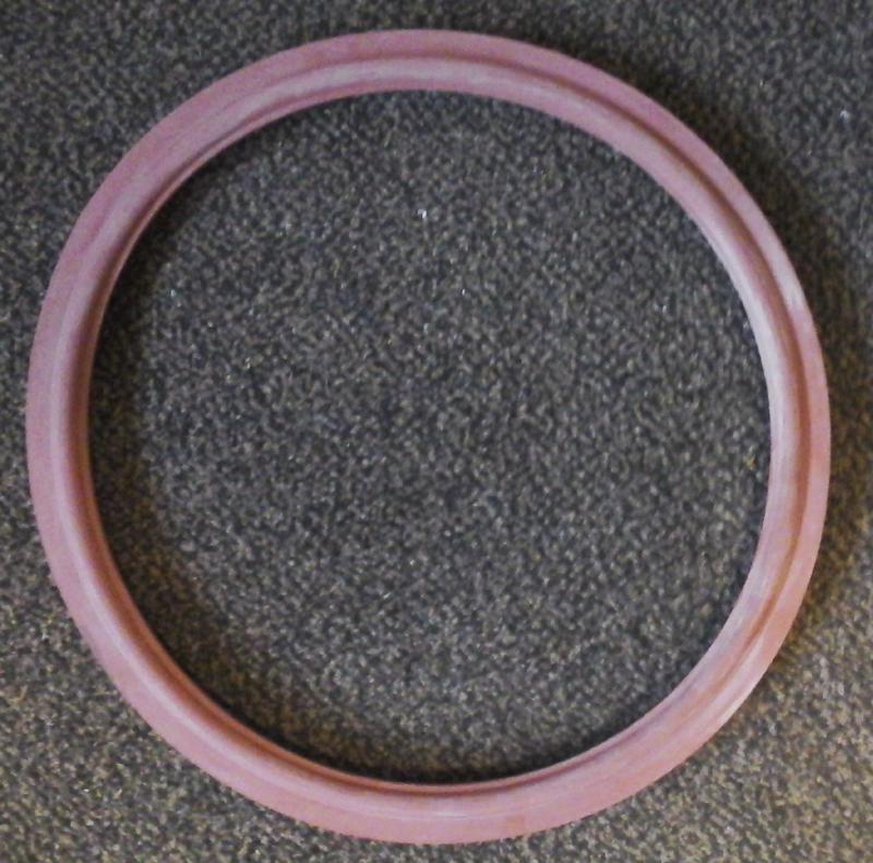 Gumitömítés tartályajtóhoz 400/340 mm