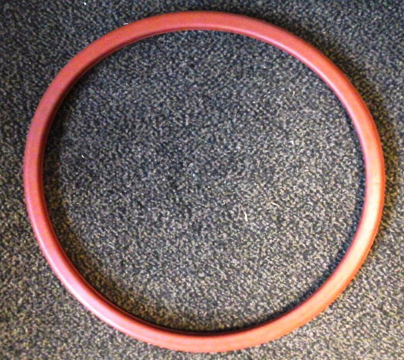 Gumitömítés tartályajtóhoz 450/400 mm
