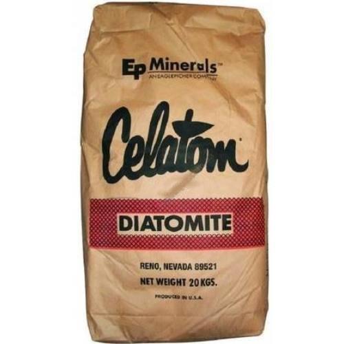 Kovaföld Celatom® FW 14 durva szemcsés 20 kg-os zsák