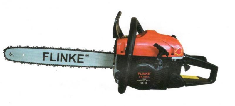 Láncfűrész benzinmotoros LINKE