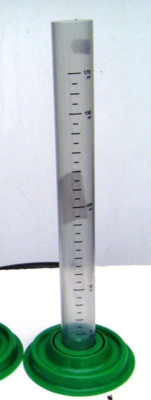 Mérőhenger műanyag 170 ml