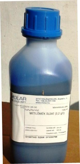 METILÉNKÉK OLDAT  100 ml