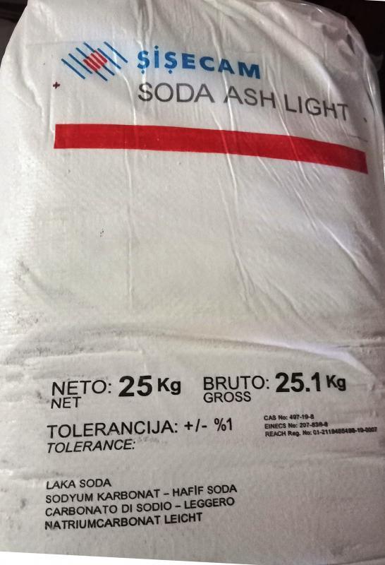 Mosószóda könnyű-szóda 25 kg-os zsákban ömlesztve ár 1/ kg