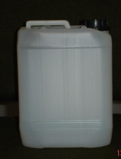 Műanyag kanna 10 literes, 4 cm szájnyílással halmozható