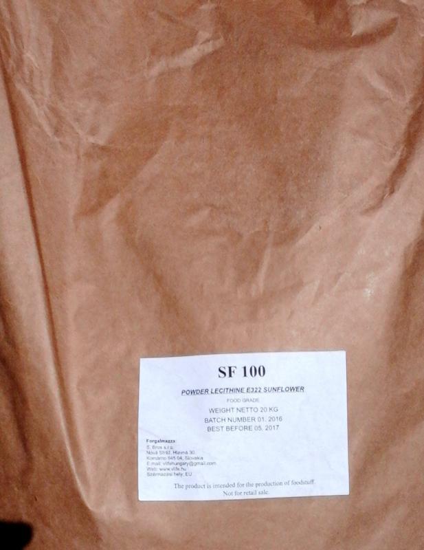 NAPRAFORGÓ LECITIN 97.7 %-os 20 kg -os dobozban ár/ 1 kg