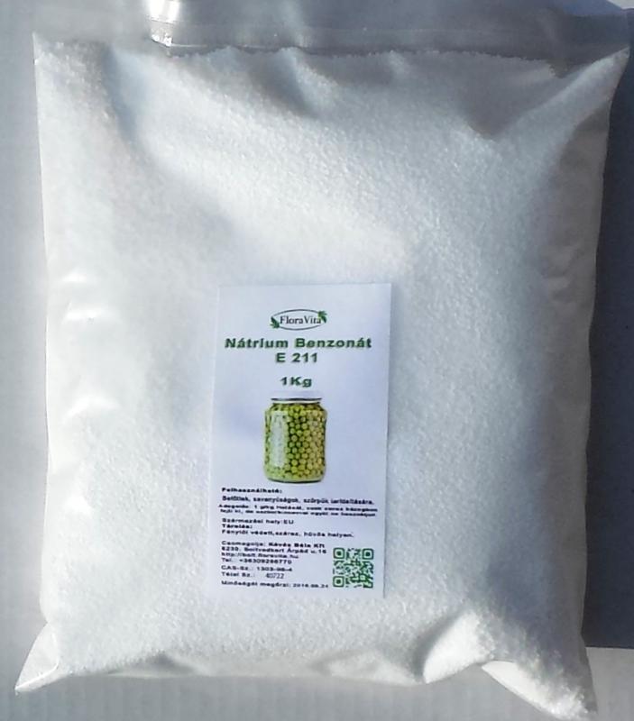 Nátrium-benzoát 1kg