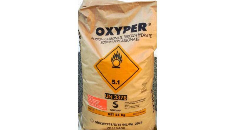 Nátrium perkarbonát. Fehérítő só 25 kg-os zsákban ár/1 kg