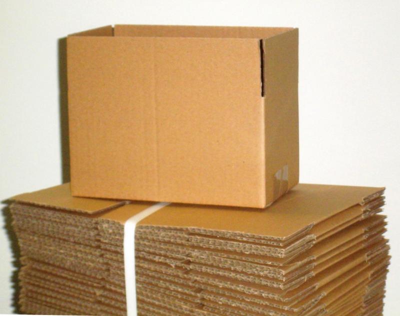 Papírdoboz 270x220x300 mm