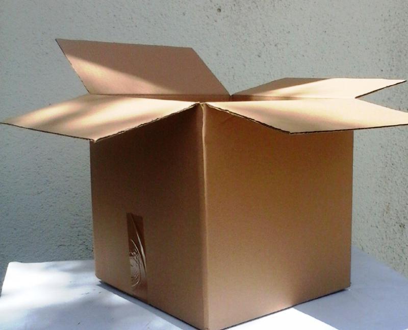 Papírdoboz 320x320x320 mm