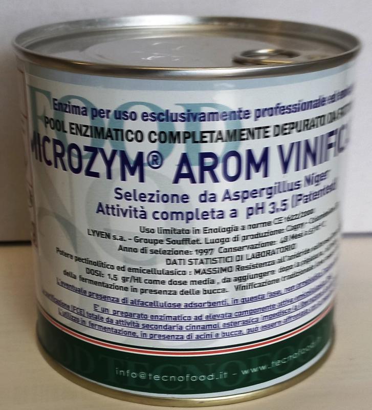 Pektinbontó Enzim Microzim Arom Vinification 250 g
