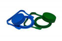 PET PALACK KUPAK 5 literes  zöld + fül