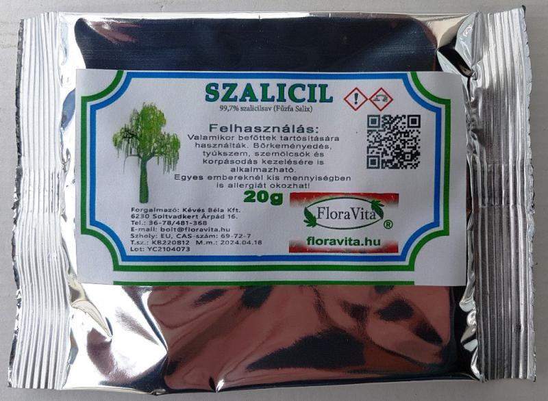 Szalicil szalicilsav 20 g-os