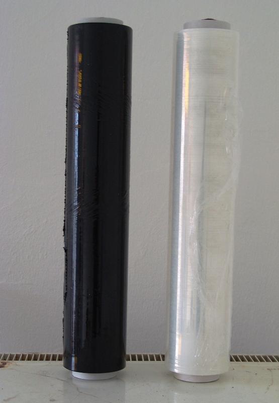 Sztreccsfólia színtelen  500/0,023 2,3 kg