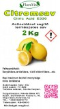 Citromsav étkezési minőség 2 kg