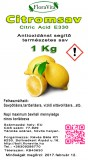 Citromsav vízmentes anhidrát 1 kg