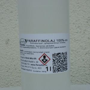 Paraffin olaj 1 liter gyógyszerkönyvi.