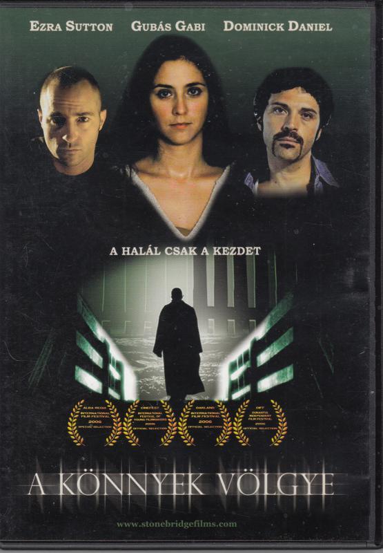 A KÖNNYEK VÖLGYE  DVD