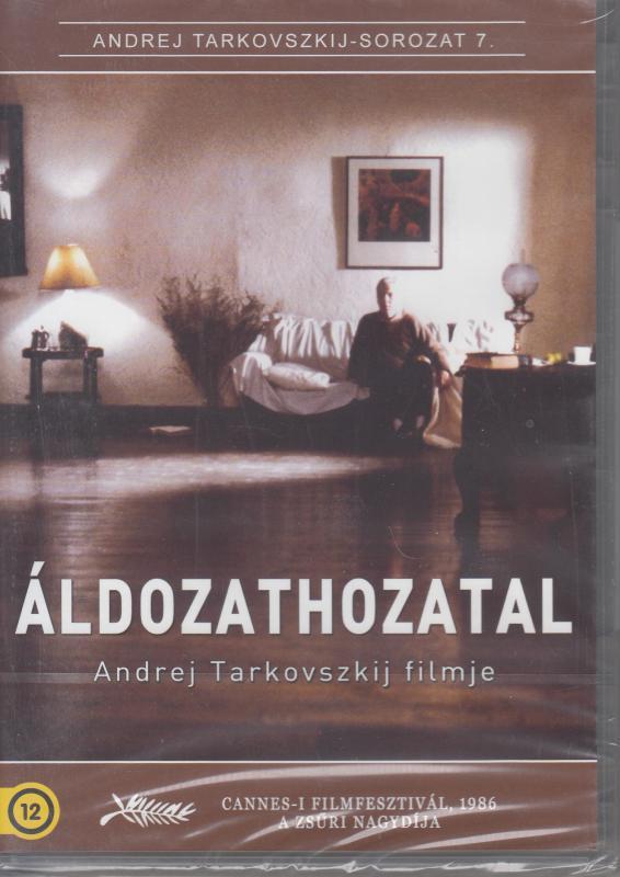 ÁLDOZATHOZATAL  DVD