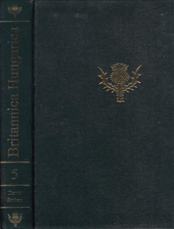 BRITANNICA HUNGARICA - Világenciklopédia 1. - 9. kötet (nem teljes)