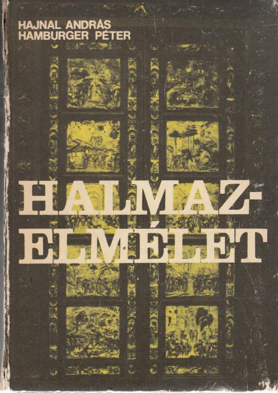Halnal - Hamburger : HALMAZELMÉLET