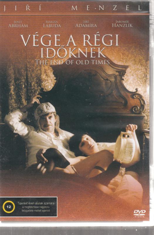 J. Menzel : VÉGE A RÉGI IDŐKNEK  DVD
