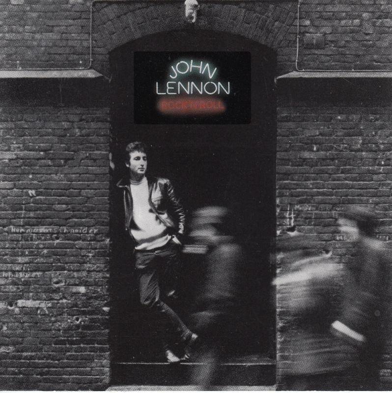 John Lennon: ROCK 'N' ROLL CD