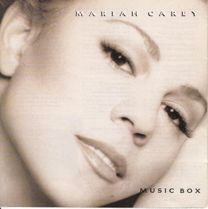 Mariah Carey: MUSIC BOX  CD