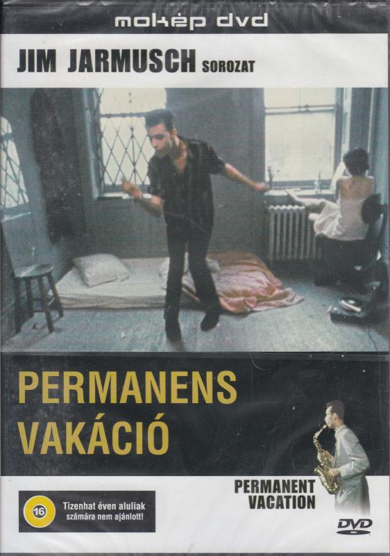 PERMANENS VAKÁCIÓ  DVD